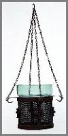 Celtic.Candleholder,hängend,27x27x30cm