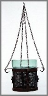 Celtic.Candleholder,hängend,33x33x38cm