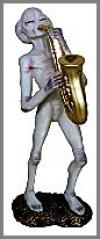 Alien Enc.Sax,27x35x65