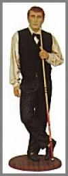Billiard Mann,48x48x106cm