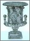Corinth Vase, 103x103x134cm,gr.