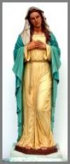 Hl.Maria,53x65x178cm