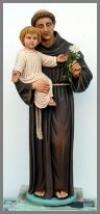 St.Antonius,73x89x181cm