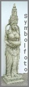 Bali Girl, 42x48x205cm