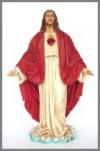 Jesus Christus,44x85x128cm