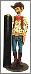 Cowboy CD-Halter43x43x,100cm