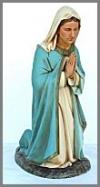 Hl.Maria, 52x50x118cm