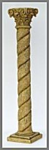 Corinth Vase,Stone fin.38x38x182