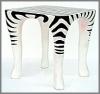 K.Tisch,Zebra 56x56x56cm