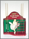 Billiard rack Actress 48x116x112 cm