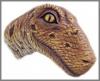 Baby T-Rex Kopf 42x34x62cm
