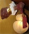 Arm Lampenhalter 28x56x40 cm