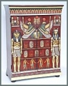 Egypt Schrank, 115x60x154cm