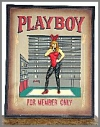 ADV Playboy,62x83