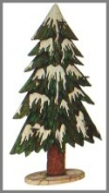 ChristmasTree,Candle Holder,23x63x91cm