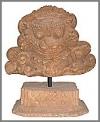 Angkor Kopf-Büste dopp.59cm