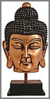 Buddha,Kopf, 38x36x58cm