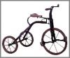 Metallrad,mini29x27x28cm