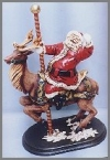Carusell Santa, 66x93x40cm