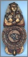 Wand Uhr, 52x105x16cm