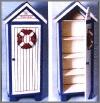 Beach House, 75x47x185cm