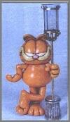 Garfield Kerzenhalter,94cm