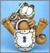 Garfield Schlüsselk.64cm