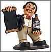 Bier, Waiter,50cm