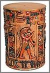 Egypt,Adler,col.32x43cm