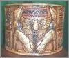 Egypt,Adler,color.32x23cm