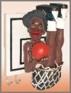 Basketball Kleiderhänger, 58x43x34cm