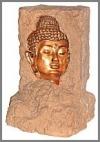 Buddha Illusion Kopf, 55cm