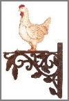 Country Huhn,39cm tief
