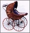 Baby Stroller, gr.100cm h