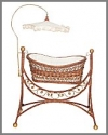 Swinging Crib, 89x47x79cm