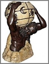 Atlas,Pflanztopf, St.Br.68cm