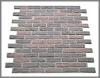 BrickPanel red, 132x132cm