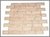 Rougstone Panel, 132x132cm