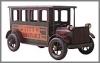 Doppelbus,42x23x24cm