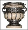 Obra Vase W/S,55cm