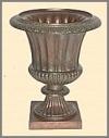 Urn Vase, 50x50x62cm