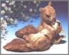 Eichhörnchen Paar,10x6cm