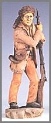 Davy Crockett,17cm