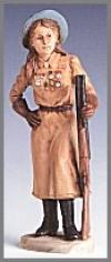 Annie Oakley,17cm