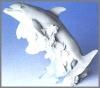 Delfin,15x12cm