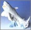 Haifisch,16x15cm
