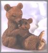 Bären Paar,8,5x9cm