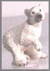 Eisbär klein,6cm