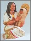 Sacajawea Büste