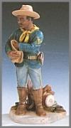 Buffalo, Soldat,16,5cm